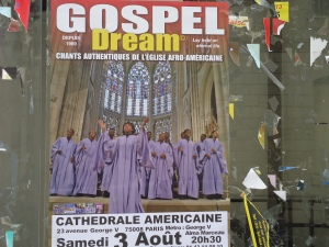 American Gospel Choir is coming to Paris!